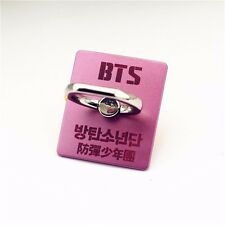 KPOP BTS Bangtan Boys 360 Degree Finger Ring Holder Stand for Phone JIMIN V SUGA