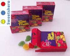 4 x Red Band Tutti Frutti Fruchtgummi (4 x 20g)