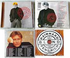 RAINHARD FENDRICH Blond .. 1997 Ariola CD TOP mit Tourdaten 1997