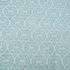 Cotton Voile Indian Craft Sewing Supply Hand Block Print Fabric By The Metre