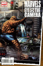 MARVELS: EYE OF THE CAMERA 1-6 COMPLETE SET KURT BUSIEK JAY ANACLETO ALEX ROSS