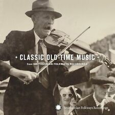 CLASSIC OLD-TIME MUSIC (NEW CD)