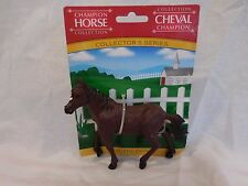 Champion Horse Collection Collector's Series Cheval Realistic Detail New in Pack