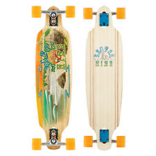 "Sector 9 Longboard Complete Bamboo Shoots 8.75"" x 33.5"""