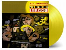 "K'S CHOICE EXTRA COCOON  ALL ACCESS VINILE 10"" NUMERATO RECORD STORE DAY 2016"