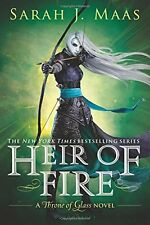 Heir of Fire (Throne of Glass) by Sarah J. Maas (Reprint edition) (Paperback)NEW