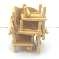 New Sylvanian Families Toys Table & Chair Dining Room Furnitures Dollshouse M688