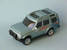 Matchbox Land Rover Discovery Light Blue Storm Toy Model Car Boxed