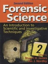 Forensic Science by Stuart James and Jon J. Nordby (2005, Hardcover, Revised)