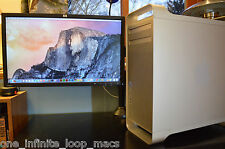 UPGRADED EIGHT CORE Mac Pro - 32GB RAM + 1TB - 2.8GHz 8-Core Intel Xeon