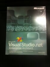 Microsoft Visual Studio. Net 2003 Enterprise Architect tedesco con IVA FATTURA