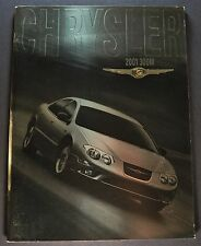 2001 Chrysler 300M Catalog Sales Brochure Excellent Original 01