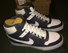 Nike Delta Force High AC Grey White Basketball Skateboarding Sneakers Sz US 11