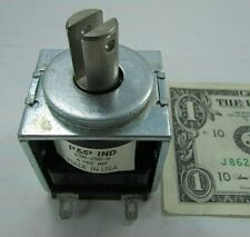 "Heavy Duty USA 6VDC Pull Type D-Box Solenoid Actuators Coils 1/2"" Ram 53H-25D-6"