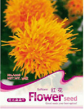 FD1225 Chinese medicine Saffron Flower Seeds ~1 Pack 40 Seeds~ Free Shipping