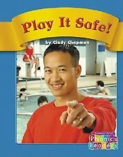 Play It Safe! (Phonic Readers)-ExLibrary