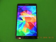 Samsung Galaxy Tab S Tablet SM-T700 16GB, Wi-Fi, 8.4in - Titanium Bronze