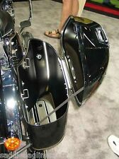 Kawasaki Nomad and Voyager 1700 SADDLEBAG LINER Set (one pair) - Made in USA