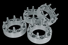 """4 PC 8X170 TO 8X200 WHEEL ADAPTERS SPACERS 1.5"""" THICK DUALLY WHEELS ON F250 F350"""