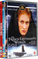 Mamma Mia French Lieutenants Woman The Iron Lady Meryl Streep 3 DVD Films New