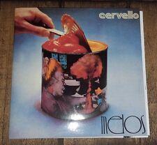 CERVELLO - Melos. CD Prog Rock 1973. OOP. Si-Wan 1999 w/OBI. NM