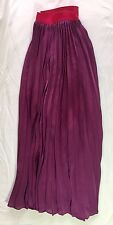Armand Ventilo pleated skirt New with tags Genuine Medium UK 10 Fr 38 Jupe luxe