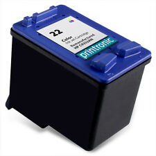 Color HP 22 Ink Cartridge C9352AN - PSC 1410 1417 OfficeJet J3608 J3625 J3635
