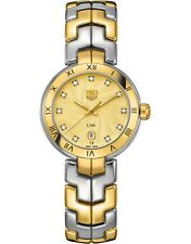 WAT1451.BB0955 | AFFORDABLE NEW TAG HEUER LINK WOMENS QUARTZ GOLD & STEEL WATCH