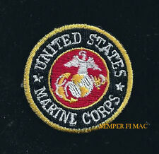 MINI US MARINE SEAL PATCH LOGO EAGLE ANCHOR GLOBE MILITARY SEMPER FIDELS USA!!!!
