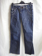 """Ladies Jeans - River Island, size 6/32 EU, 34""""L, The Slouch, dark blue - 1937"""