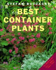 """Amateur Gardening, Buczacki, Stefan T. Best Container Plants (""""Amateur Gardening"""