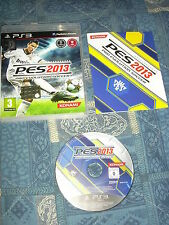 PS3 : PES 13 - PRO EVOLUTION SOCCER 2013 - Completo, ITA !