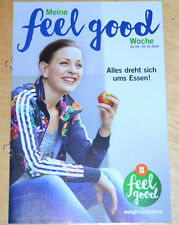 Weight Watchers Meine Feel Good Woche 25.9-1.10 SmartPoints 2016 Wochenbroschüre