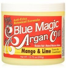 Blue Magic Argan Oil Mango & Lime Leave In Conditioner 13.75 oz