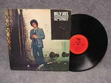 33 RPM LP Record Billy Joel 52nd Street 1978 Columbia Records Stereo FC 35609