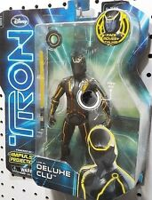 TRON LEGACY Figure ~ Deluxe Clu (Disney / Spin Master)
