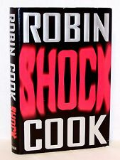 SHOCK by Robin Cook HARD BACK 2001 Book Clean & Only READ ONCE Near Mint Conditi