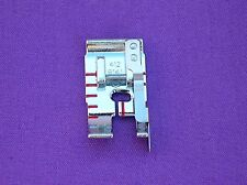"1/4"" EDGE STITCHING  FOOT FITS HUSQVARNA VIKING SEWING MACHINES #4129141-45"