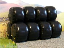 10 x set of handmade Silage Bales for Britains model toy farm diorama 1:32 scale