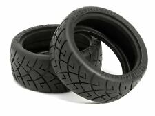 HPI Racing 4790 X-Pattern Tire 26mm D Compound (2) Sprint 2 Nitro