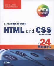 HTML and CSS in 24 Hours, Sams Teach Yourself Updated for HTML5 and CSS3 9th