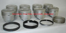 """Ford 360/390 FE Speed Pro Hypereutectic Flat Top Pistons+MOLY Rings Kit +.030"""""""