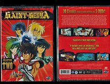 Saint Seiya - Collection 2 (Brand New 5 DVD Anime Box Set) Rare, Out Of Print