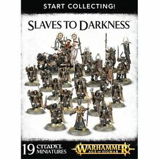 Games Workshop Age of Sigmar START COLLECTING SLAVES TO DARKNESS