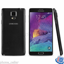 New Unlocked T-Mobile Samsung Galaxy Note 4 IV N910T 32GB Black GSM Smartphone