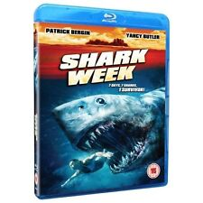 Shark Week (Blu-ray, 2013)