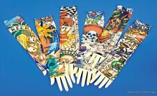 24 VINTAGE TEMPORALLY TATTOO SLEEVES ( 12 pairs )