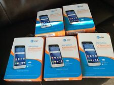 AT&T GoPhone - Samsung Galaxy Express 3 4G LTE with 8GB Memory Prepaid Cell P...
