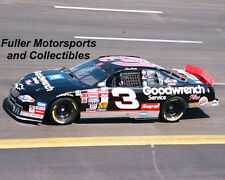 DALE EARNHARDT SR NO BULL 5 MILLION 2000 #3 CHEVY AT RICHMOND 8X10 PHOTO NASCAR