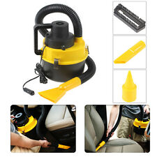 Portable Mini 12V Wet Dry Auto Vacuum Cleaner Handheld Hoover Home Car Caravan C